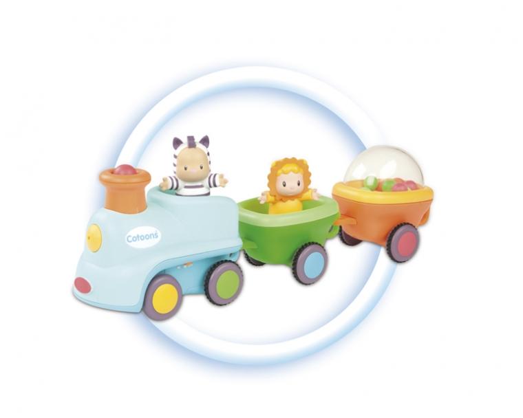 Железная дорога для малышей